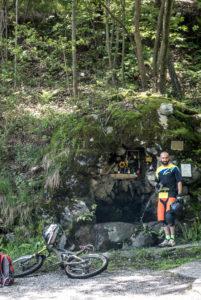 Mountain bike Valli di Lanzo fontana d'argento