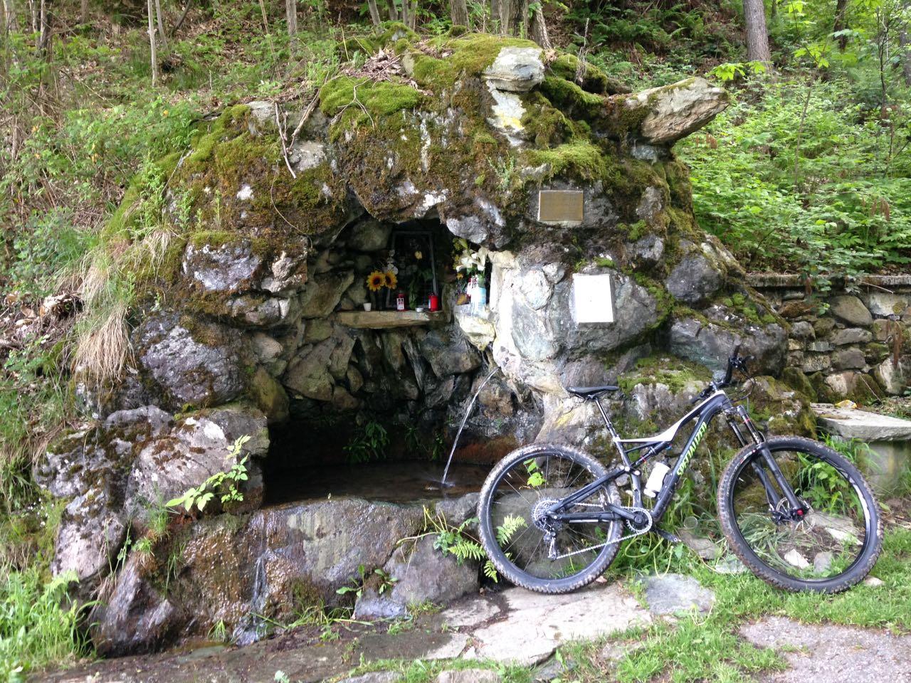 anello di ovairo bassa valle di lanzo mountain bike